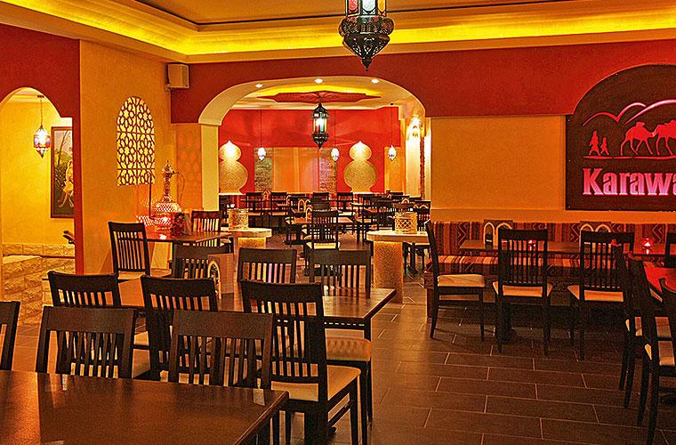 . Restaurant Karawane